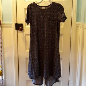 LulaRoe xs dress Carly